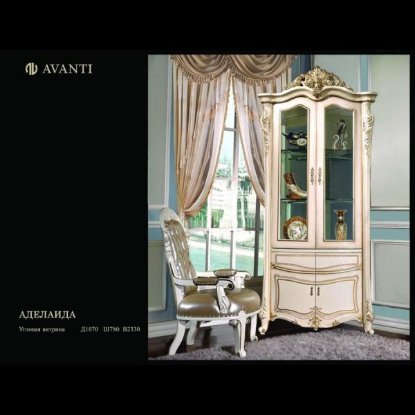 Угловая витрина - Аделаида