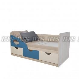 Детская кроватка Минима Скай
