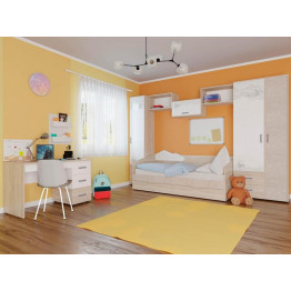 Набор мебели для детской Эверест 19