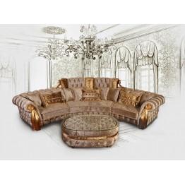 Эркерный диван «Амели» +