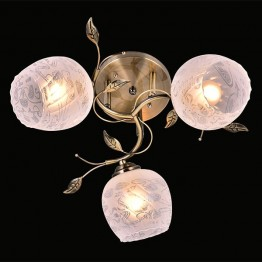 Люстра 30059/3 античная бронза