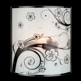 Настенный светильник 3709/1 хром