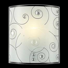 Настенный светильник 3745/1 хром