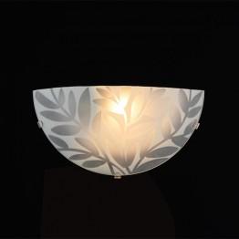 Настенный светильник 40065/1 хром