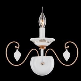 Настенный светильник 60013/1 белый