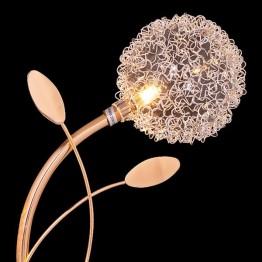 Настольная лампа 4800/3 золото наст. лампа