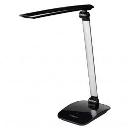 Настольная лампа 90193/24 черный/серебряный