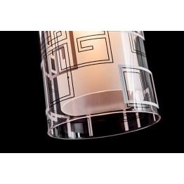 Подвесной светильник 50002/1 хром