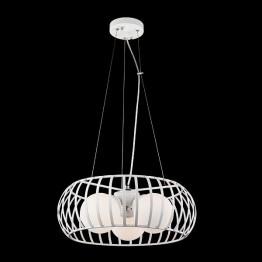 Подвесной светильник 50006/3 белый