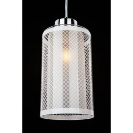 Подвесной светильник 50009/3 хром