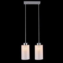 Подвесной светильник 50011/2 хром