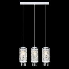 Подвесной светильник 50031/3 хром