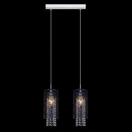 Подвесной светильник 50032/2 хром