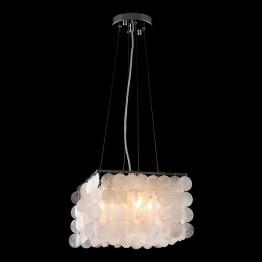 Подвесной светильник 60022/4 хром/перламутр