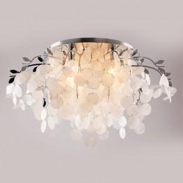 Потолочный светильник 60020/6 хром/перламутр