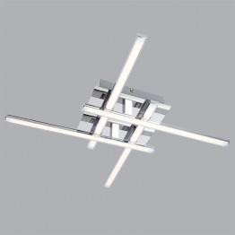 Потолочный светильник 90019/4 хром