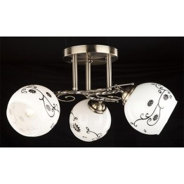 Потолочный светильник 9647/3 античная бронза