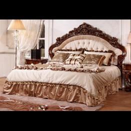 Кровать Офелия орех