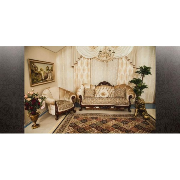 Набор мягкой мебели Roksolana