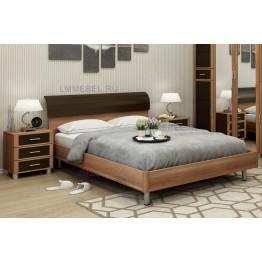 КР 106-СЛ-К кровать двуспальная