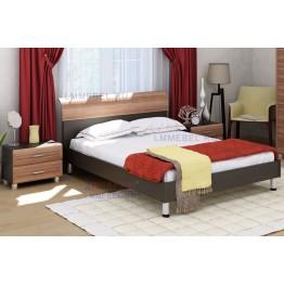 КР 106-ВЕ-Л кровать двуспальная