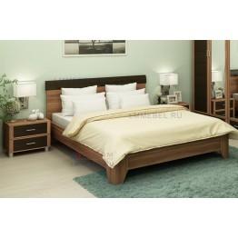 КР 110-СЛ-К кровать двуспальная