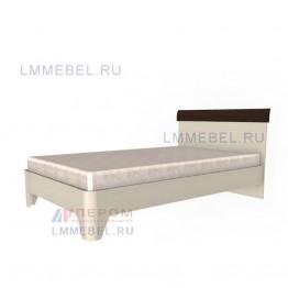 КР-114-БД-К Кровать (1,2х2,0)