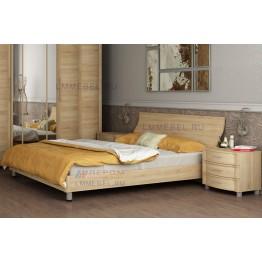 Кровать и прикроватные тумбы Дольче Нотте 054