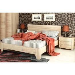 Кровать и прикроватные тумбы Дольче Нотте 058
