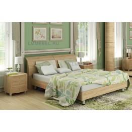 Кровать и прикроватные тумбы Дольче Нотте 059