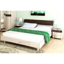 Кровать и прикроватные тумбы Дольче Нотте 062
