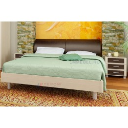 Кровать и прикроватные тумбы Камелия 028