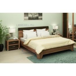 Кровать и прикроватные тумбы Камелия 029