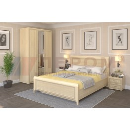 Спальня Карина 2 АС Лером цвет Ясень Асахи (АС)