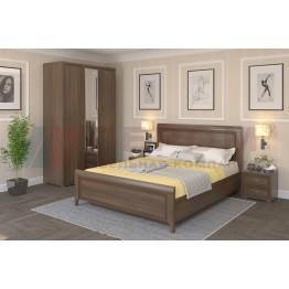 Спальня Карина 2 Лером цвет Акация Молдау (АТ)