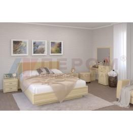 Спальня Карина 7 АС Лером цвет Ясень Асахи (АС)
