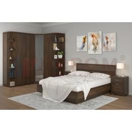 Спальня Карина 8 Лером цвет Акация Молдау (АТ)