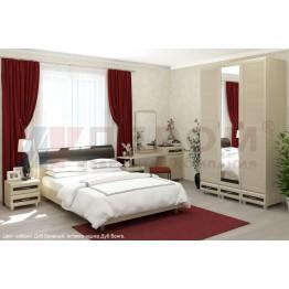Спальня Лером Мелисса 10 БД-Я-ВЕ