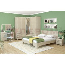 Спальня Лером Мелисса 12 БД