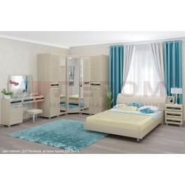 Спальня Лером Мелисса 14 БД-Я-ВЕ