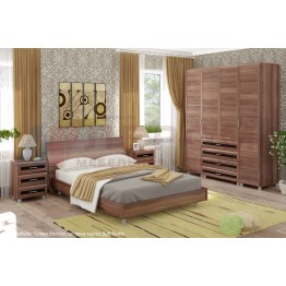 Спальня Лером Мелисса 3 СЛ-Я-ВЕ