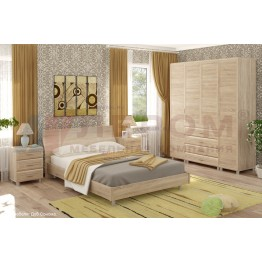Спальня Лером Мелисса 3 СН