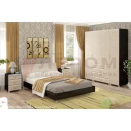 Спальня Лером Мелисса 3 ВЕ-БД