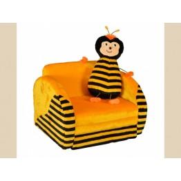Детский диван Пчелка
