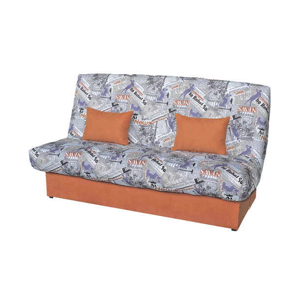 Прямой диван Баккара