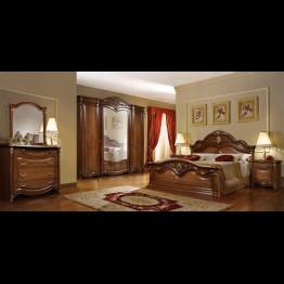 Кровать Джаконда темная