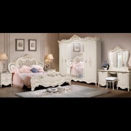 Кровать Элиза светлая