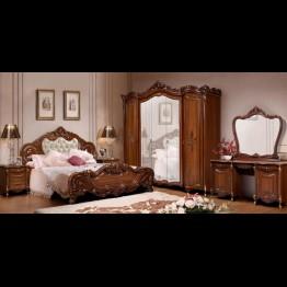 Кровать Элиза темная