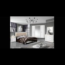 Кровать Ница светлая