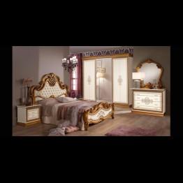 Шкаф 4-х дверный Анита